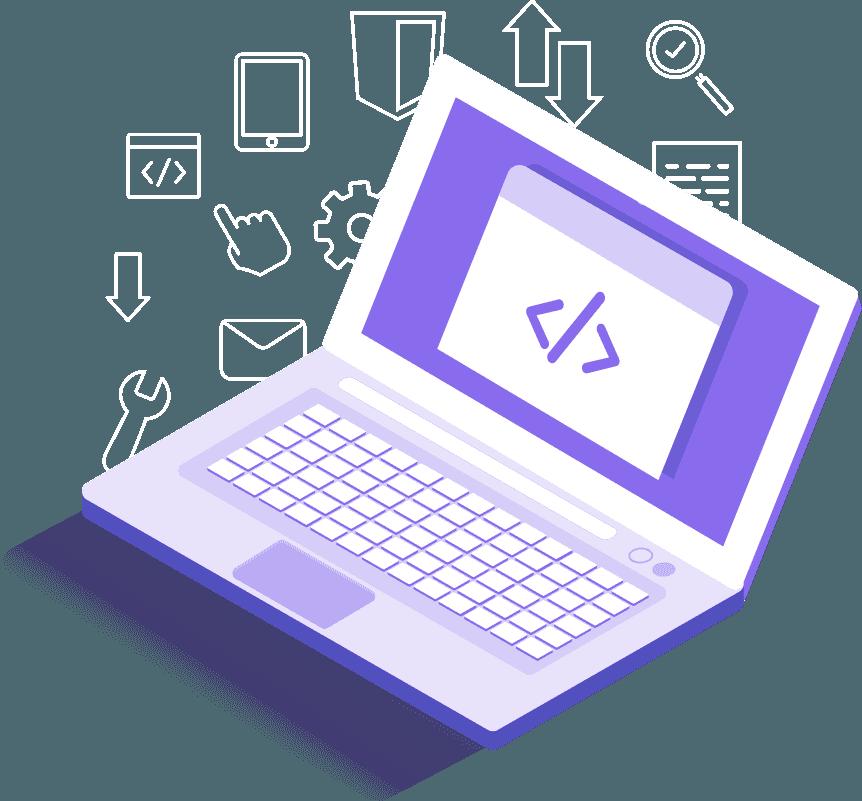 web coding pak web house
